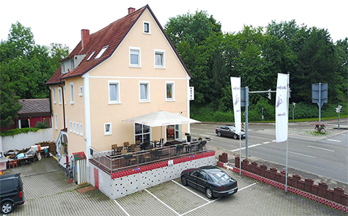 Pension in  Göggingen - Horn, Leinzell und Mulfingen
